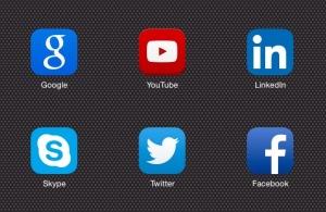 social media b