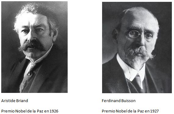 Aristide y Ferdinand