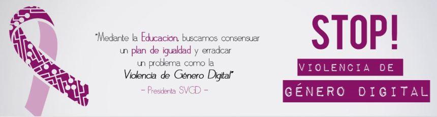 Stop Violencia de Genero Digital